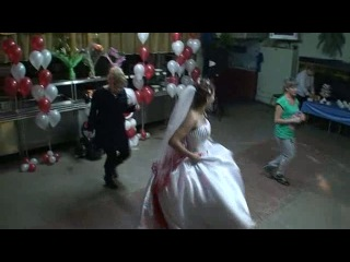 Танец сюрприз для жениха от невесты и ее подружек