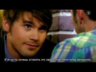 Запретная любовь 36 серия RUS SUB