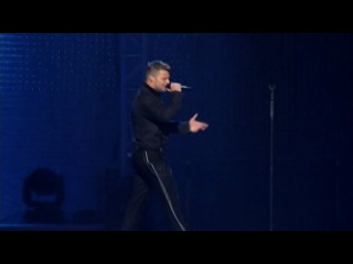 Ricky Martin Live Black & White