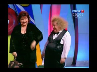 Театр юмора Е Петросяна Кривое зеркало 1 й выпуск 2014