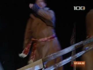 Репортаж 100ТВ о премьере «Снегурочки»
