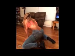 Jessica vanessa slow grinding