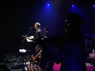 Sting & cheb mami desert rose (live)