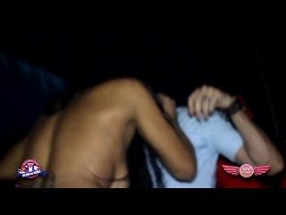 Скандальное видео из воронежского клуба. стриптиз от пьяной студентки. Без цензуры ! 18+ жесть