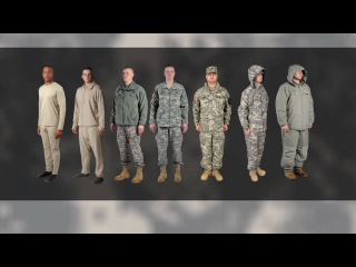 Generation III Extended Cold Weather Clothing System (GEN III ECWCS)