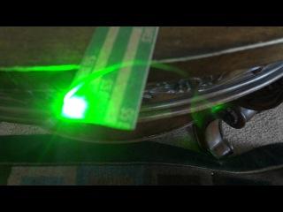 1000mW Green Laser | Зеленый лазер, мощная зеленая лазерная указка