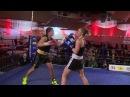 London Live IBA Boxing Kelly Wilson v Hannah McMally Brutal Women's Fight