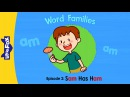 Word Families 2 | Sam Has Ham | Phonics | Little Fox | Animated Stories for Kids