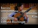 Barrios 'Una Limosna Por El Amor De Dios' played by Jennifer Kim (2005 Edmund Blochinger)