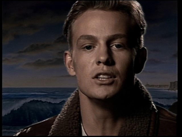 Jason Donovan Sealed With A Kiss Official Video