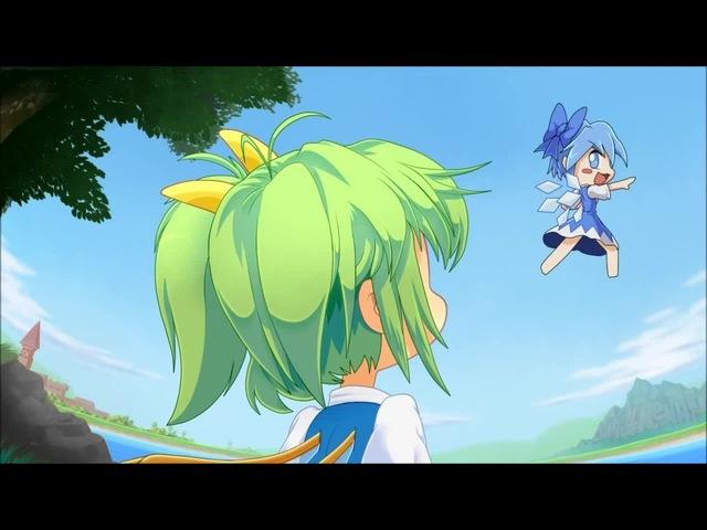 【Touhou Fanimation】 Drop the ➈ · coub, коуб