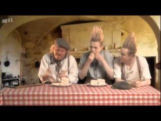 Jedward Celebrity Juice  - The Best thing Since Sliced Bread Challenge