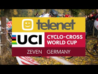 Elite Men's / 2016-17 Telenet UCI Cyclo-cross World Cup  Zeven (GER)