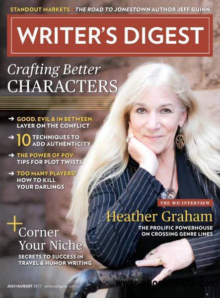 Writers Digest JulyAugust 2017
