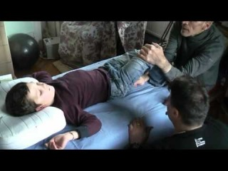 Functional Integration given by Paul Doron Doroftei to an eight years young boy