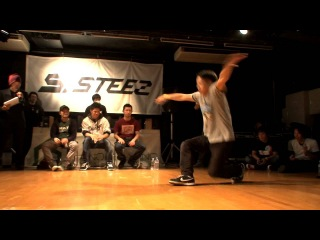 | <<DANCE@LIVE 2013 JAPAN BREAK  Kanto  (QUATERFINAL) Yosh vs 2GOO| <<