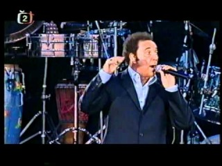 Tom Jones: Live at Cardiff Castle 1/7 - A Lot of Love - Hard to Handle - Help Yourself