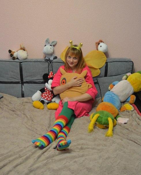 Світлана Григоренко: Яскраві спогади дитинства...