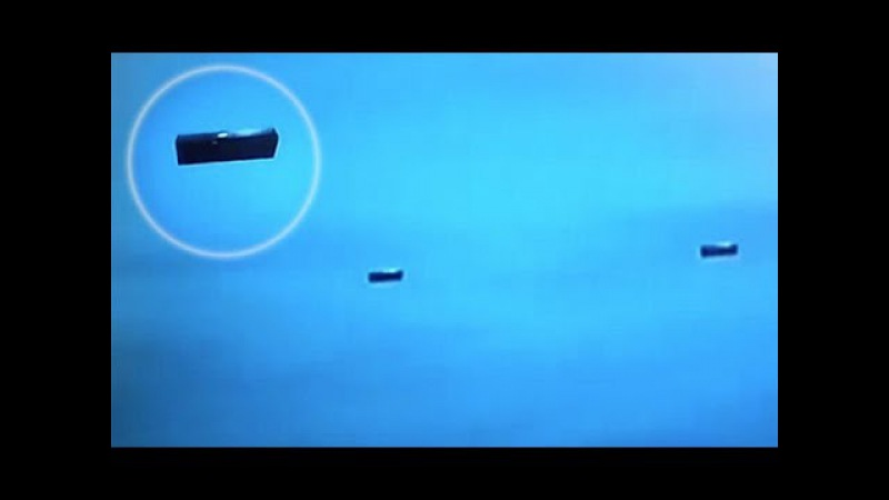 Oblong UFOs Caught In High Def On NASA Cameras Spark Frenzy