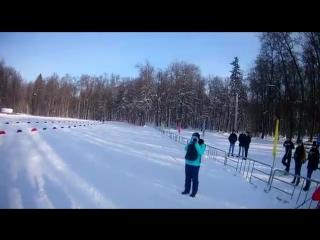 Лыжня Татарстана 2018 Зеленодольск Маяк