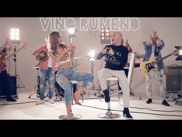 LIDIJA BACIC LILLE feat VIGOR VINO RUMENO Official Video 2018