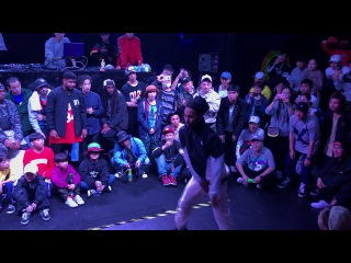 Diablo (Criminalz Crew) VS Niako (Legion X) - Forzeconnexion Dance Battle 2017 Call Out Battle