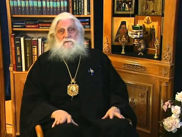 Епископ Василий Родзянко Моя судьба Фильм 6 Выбор пути