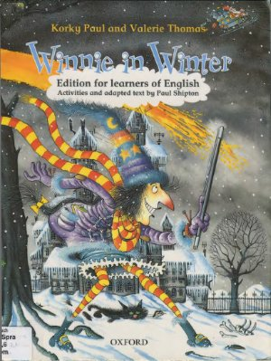 Winnie in Winter Valerie Thomas and Korky Paul