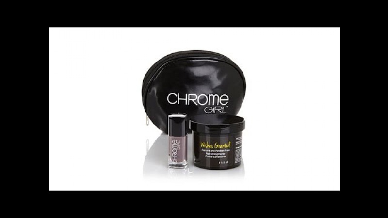 Chrome Girl Hard to Get Nail Laquer Set