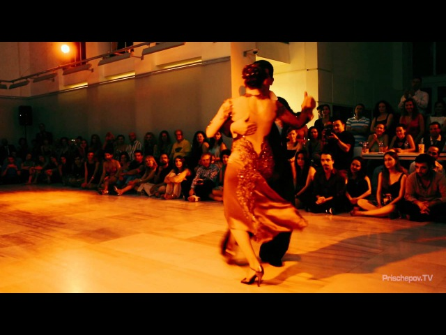 Sabrina and Ruben Veliz 4 4 International Istanbul Tango Festival 2014