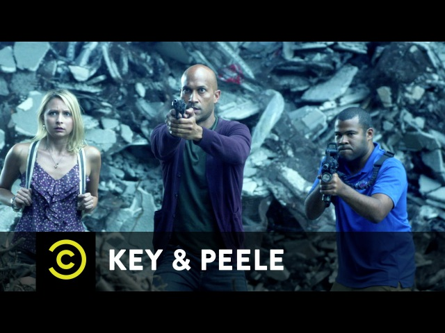 Key Peele Кей и Пил Alien Imposters