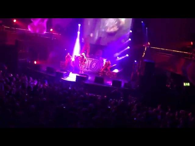 Die Antwoord Live Rich Bitch Albert Hall Manchester 16 01 15
