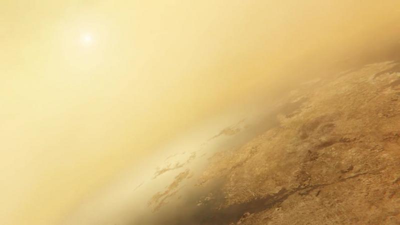 BBC Чудеса солнечной системы Тонкая голубая линия