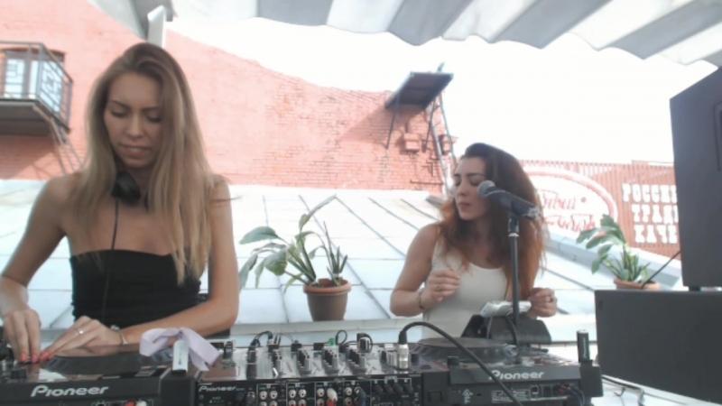 Break The Silence radioshow №5 - Special guest Miss Varfavilonni