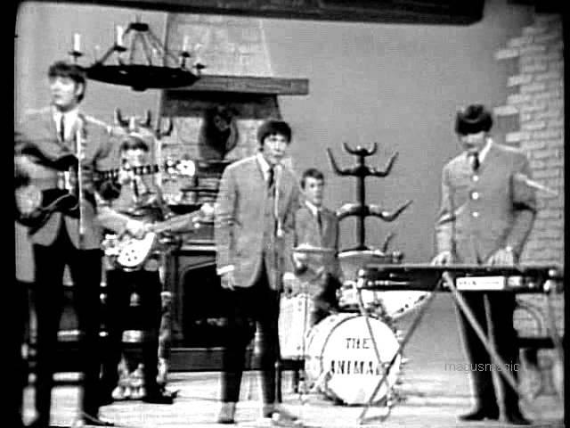 The Animals - It's My Life (Live, 1965) UPGRADE ♫♥