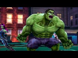 Hodgepodgedude играет Marvel Future Fight #17