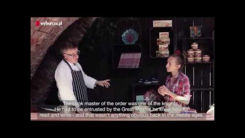 Przysmaki Krzyżaków współcześnie czyli pudding ryżowy z restauracji Gothic