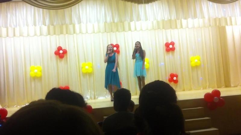 Аделина и Регина чарон чарон