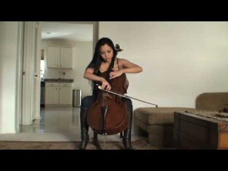 "Tina Guo - Foo Fighters ""The Pretender"" My Grammy Moment Contest Entry"