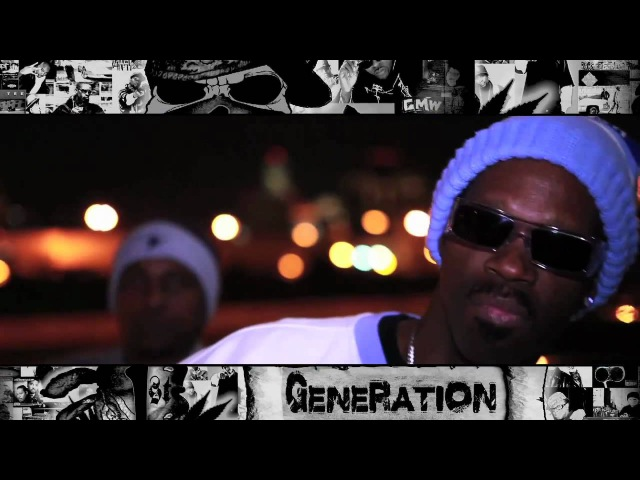 1st Generation (King T, Kurupt, Jayo Felony, MC Eiht, Tha Chill Gangsta) - Sharks n tha Water