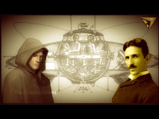 Nikola Tesla's Antigravity UFO:What happened his greatest Invention