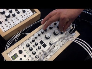 Modor Comb Filter and Formant Filter - Superbooth 2018