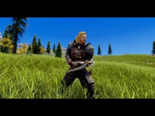 The Elder Scrolls V: Skyrim (PC) 4K - Real HD RGR ENB Beta 1.3 + Mods