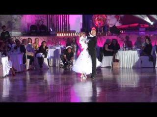 Sergey Konovaltsev & Patricija Belousova, show Kalinkastep