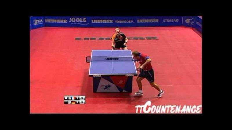 European Championships: Christian Suss-Christophe Legout