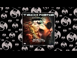 Tech N9ne - Speedom (WWC2) (feat. Eminem & Krizz Kaliko)   OFFICIAL AUDIO