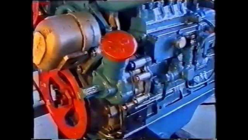 Встановлення паливного насоса на момент подачі палива на двигуні Д 37Е