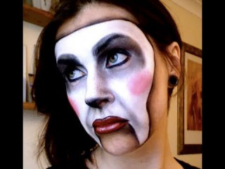 Forlorn Phantom ..... Halloween tutorial.