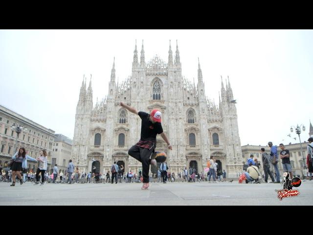 Visa Panna challenge VS Milan Lisbonne