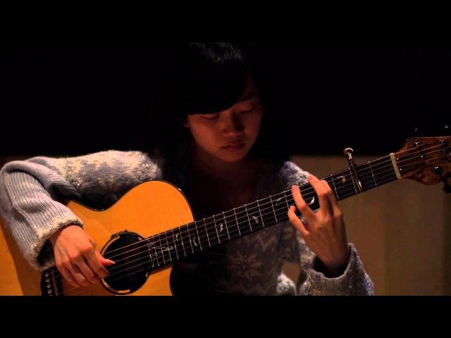 雪の華 Yuki No Hana・Snow Flower 中島美嘉 Mika Nakashima guitar arranged by Kanaho